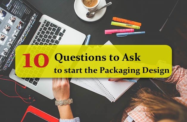 10 Questions to ask before start the packaging design