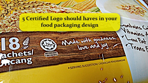 5 Certified Logo should haves in your food packaging design