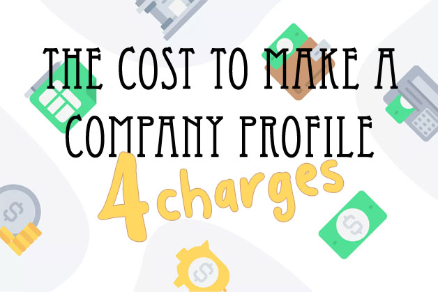 cost-and-charges-for-company-profile