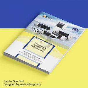 Compact Company Profile Design