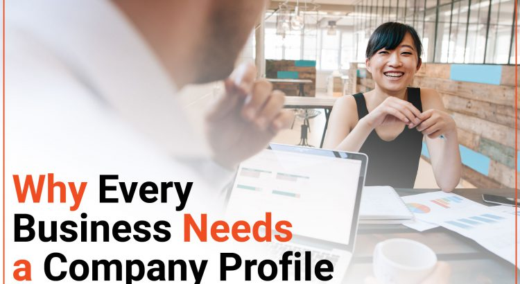 why every business needs a company profile