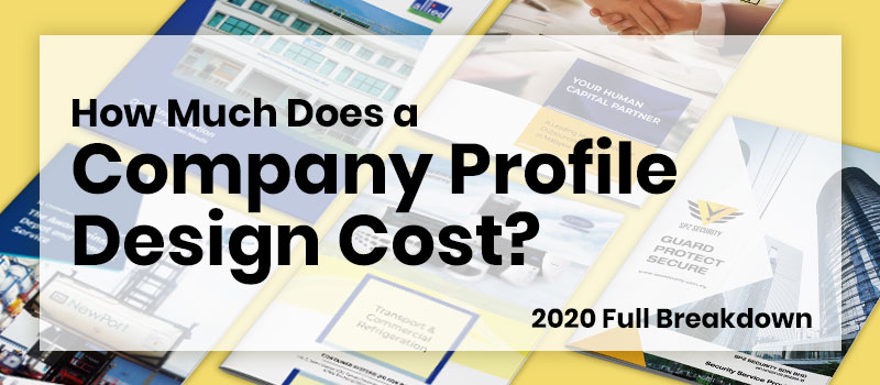 company-profile-design-cost