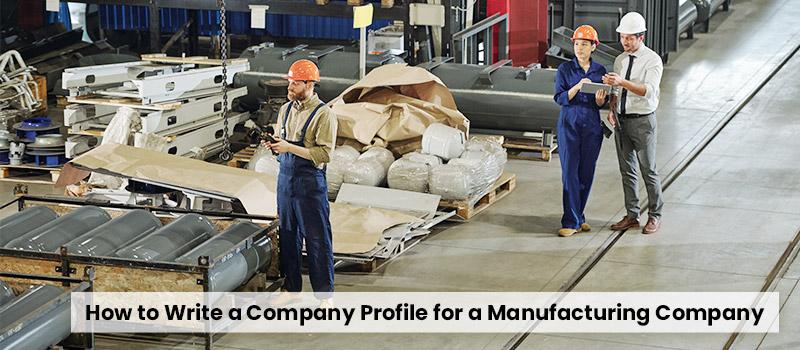 manufacturing-company-profile