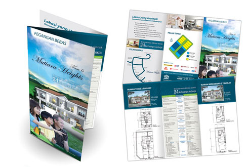 Creative Brochure Design Leaflet Design Commercial