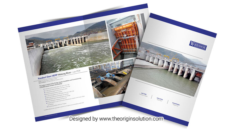 Oil & Gas, Petrochemical and Hydro Electric Power industries Profile Design